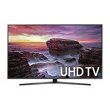"""[해외]삼성 UN58MU6070FXZA Flat 58"""" LED 4K UHD 6 Series SmartTV 2017"""