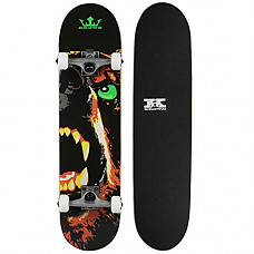 [해외]Krown KRRC-70 Rookie Skateboard, Bear