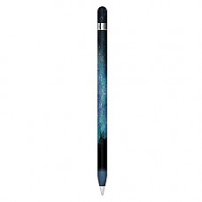 [해외]kwmobile Protective Skin for 애플 Pencil (1. Gen) - Adhesive Decal Thin Protection Wrap - Blue/Black