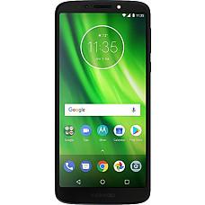 [해외]Moto G6 Play – 32 GB – Unlocked (AT&T/Sprint/T-Mobile/Verizon) – Deep Indigo - (U.S. Warranty)
