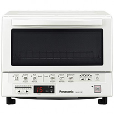 [해외]Panasonic PAN-NB-G110PW Flash Xpress Toaster Oven, White