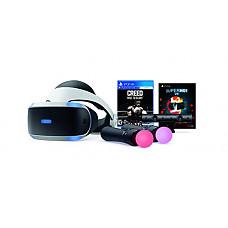 [해외]PlayStation VR - Creed: Rise to Glory + Superhot Bundle