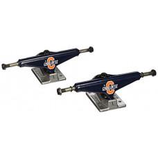 [해외]Silver Truck Company L-Class Pro Chaz Ortiz 7.75 Low Skateboard Trucks