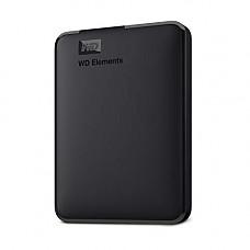 [해외]WD 2TB Elements Portable External Hard Drive - USB 3.0 - WDBU6Y0020BBK-WESN
