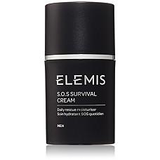 [해외]ELEMIS S.O.S Survival Cream - Daily Rescue Moisturizer for Men, 1.6 fl. oz