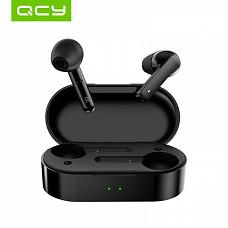 샤오미 2019 QCY T3 TWS Touch Control 무선 블루투스 이어폰 Wireless Earphones Bluetooth V5.0 Sports Headphones 3D Stereo Headset