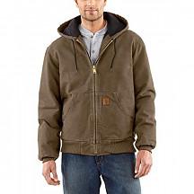 칼하트 샌드스톤 자켓 Carhartt Men's Sandstone Active Jacket - Light Brown