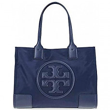 [해외] 토리버치 미니 엘라 토트백 Tory Burch Women's Mini Ella Nylon Top-Handle Bag Tote 45211-405