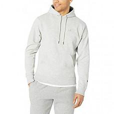 [해외] 챔피온 후드티 Champion Men's Powerblend Fleece Pullover Hoodie - Oxford Gray