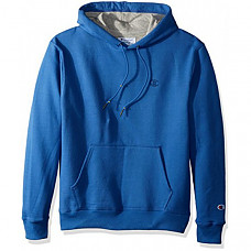 [해외] 챔피온 후드티 Champion Men's Powerblend Fleece Pullover Hoodie - Honorable Blue