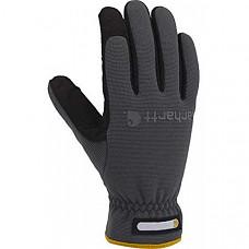 [해외] 칼하트 장갑 Carhartt Men's Work Flex Spandex Work Glove with Water Repellant Palm