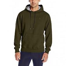 [해외] 챔피온 후드티 Champion Men's Powerblend Fleece Pullover Hoodie - Hiker Green