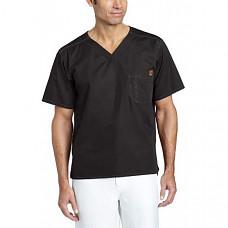 [해외] 칼하트 스크럽 Carhartt Men's Ripstop Utility Scrub Top - Black