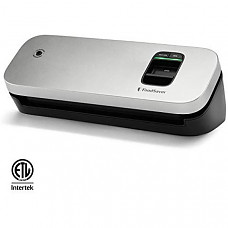[해외] 푸드세이버 진공포장기 FoodSaver 31161366 Space Saving Food Vacuum Sealer, Silver