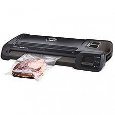 [해외] 푸드세이버 진공포장기 FoodSaver Vacuum Sealer GM710-000 GameSaver Big Game Sealing System, reg, Black