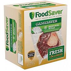 [해외] 푸드세이브 진공포장롤 FoodSaver GameSaver 8