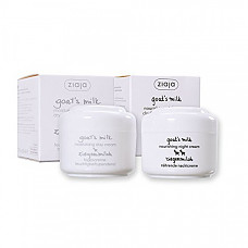 [해외] 지아자 산양유 크림(데이 및 나이트 50ml 셋트) Ziaja Goat's Milk Day Cream and Night Cream Promo Pack