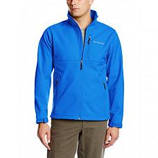 [해외] 콜롬비아 소프트셀 자켓 Columbia Men's Ascender Softshell Jacket, Water & Wind Resistant - Super Blue