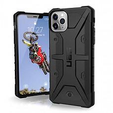 [해외] 유에이지 아이폰11 Pro Max UAG Designed for iPhone 11 Pro Max [6.5-inch Screen] Pathfinder Feather-Light Rugged [Black] Military Drop Tested iPhone Case