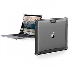 [해외] 유에이지 맥북에어 노트북 케이스 UAG MacBook Air 13-inch (2018-2019) (A1932) Plyo Feather-Light Rugged [Ice] Military Drop Tested Laptop Case