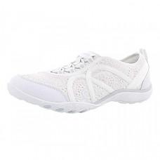 [해외] 스케쳐스 여성 스포츠 패션 스니커즈 Skechers Sport Women's Breathe Easy Fortune Fashion Sneaker - White