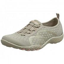 [해외] 스케쳐스 여성 스포츠 패션 스니커즈 Skechers Sport Women's Breathe Easy Fortune Fashion Sneaker - Beige (Taupe)