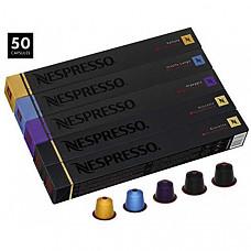 [해외] 네스프레소 커피캡슐 Nespresso OriginalLine Decaffeinated Mixed Variety, NOT Compatible with VertuoLine Machines