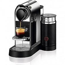 [해외] 네스프레소 에스프레소 커피머신 Nespresso C122-US-CH-NE Citiz & Milk Espresso Machine, Chrome