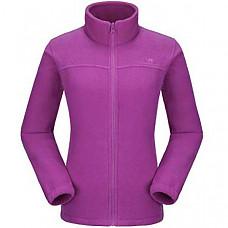[해외] 카멜 크라운 여성 플리스 자켓  CAMEL CROWN Women Full Zip Fleece Jackets with Pockets Soft Polar Fleece Coat Jacket Sweater for Spring Outdoor - Purple-2