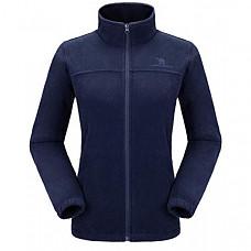 [해외] 카멜 크라운 여성 플리스 자켓 CAMEL CROWN Women Full Zip Fleece Jackets with Pockets Soft Polar Fleece Coat Jacket Sweater for Spring Outdoor - Dark Blue-2