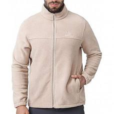 [해외] 카멜 크라운 남성 플리스 자켓 CAMEL CROWN Men Full Zip Fleece Jackets with Pockets Soft Polar Fleece Coat Jacket for Fall Winter Outdoor - Grey-1