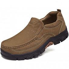 [해외] 카멜 크라운 남성 로퍼 CAMEL CROWN Mens Loafers Slip-On Loafer Leather Casual Walking Shoes Comfortable for Work Office Dress Outdoor - Brown4020