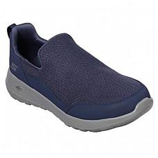 [해외] 스케쳐스 남성 스니커즈 Skechers Men's Go Walk Max 54626 Sneaker - Navy/Gray