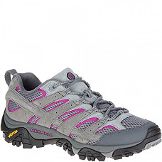[해외] 머럴 여성 하이킹 신발 Merrell Women's Moab 2 Vent Hiking Shoe - Castle Rock