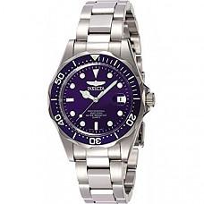 [해외] 인빅타 남성 프로다이버 시계 Invicta Men's 9204 Pro Diver Collection Silver-Tone Watch