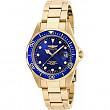 [해외] 인빅타 여성 프로다이버 아날로그 시계(Model:17052) Invicta Women's Pro Diver Analog Display Japanese Quartz Gold Watch