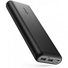 [해외] 앤커 파워코어 20100mAh 휴대용 충전기 Portable Charger Anker PowerCore 20100mAh - Ultra High Capacity Power Bank with 4.8A Output and PowerIQ Technology, External Battery Pack for iPhone, iPad & Samsung Galaxy & More (Black)