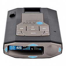 [해외] 에스코트 맥스360C 과속단속장치 탐지기 Escort MAX360C Laser Radar Detector - WiFi and Bluetooth Enabled, 360° Protection, Extreme Long Range, Voice Alerts, OLED Display, Live