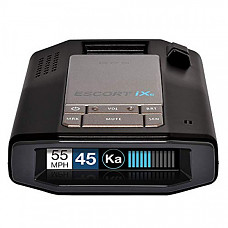 [해외] 에스코트 IXC 과속단속장치 탐지기 Escort IXC Laser Radar Detector - Extended Range, WiFi Connected Car Compatible, Auto Learn Protection, Voice Alerts, Multi Color Display