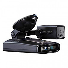 [해외] 에스코트 과속단속장치 탐지기 및 카메라 Escort iXc Radar Detector & Escort M1 Dash Camera Bundle - HD Video, Long Range Protection, Space Saving, Fewer False Alerts, All-In-0ne System
