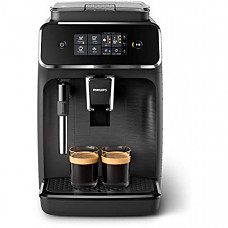 [해외] 필립스 전자동 에스프레소 머신 Philips 2200 Series Fully Automatic Espresso Machine w/ Milk Frother