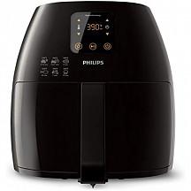 [해외] 필립스 에어프라이어 조리기  HD9240/94 Philips Starfish Technology XL Airfryer, Digital Interface, Black - 2.65lb/3.5qt