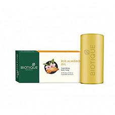 [해외] 바이오티크 아몬드 오일 바디 비누 Biotique Almond Oil Nourishing Body Soap 150G/5.29Fl.Oz.