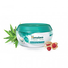 [해외] 히말라야 스킨 크림 Himalaya Nourishing Skin Cream with Aloe Vera and Winter Cherry (Ashwagandha), Hypoallergenic Face Cream, 1.69 oz, 50 ml