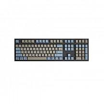 [해외] 리얼포스 키보드 REALFORCE R2SA Keyboard 107keys Grey/Blue Low Noise/APC / 45g