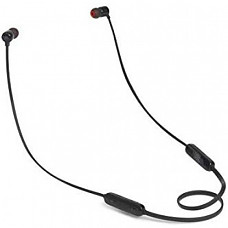 [해외] JBL T110BT 무선 블루투스 이어폰 In-Ear, Wireless Bluetooth Headphone, Black