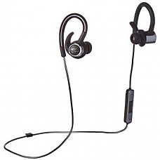 [해외] JBL Reflect Contour 2.0, 무선 스포츠 이어폰 Secure Fit, in-Ear Wireless Sport Headphone with 3-Button Mic/Remote - Black