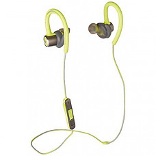 [해외] JBL Reflect Contour 2.0, 무선 이어폰 Secure Fit, in-Ear Wireless Sport Headphone with 3-Button Mic/Remote - Green