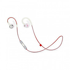 [해외] JBL Reflect Contour 2.0, 무선 스포츠 이어폰 Secure Fit, in-Ear Wireless Sport Headphone with 3-Button Mic/Remote - White