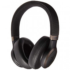 [해외] JBL Live 650 BT NC, 노이즈 제거 무선 헤드폰 Around-Ear Wireless Headphone with Noise Cancellation - Black